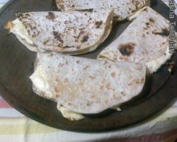 Tortillas para tacos y quesadillas